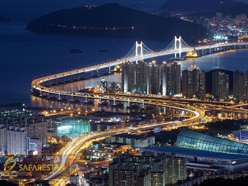 بلیط هواپیما کره جنوبی