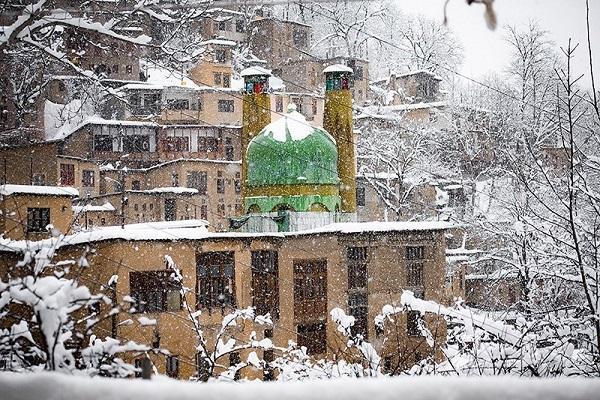 سامانه بارشی جدید فردا وارد کشور می گردد ، بارش برف و باران 5 روزه در 23 استان