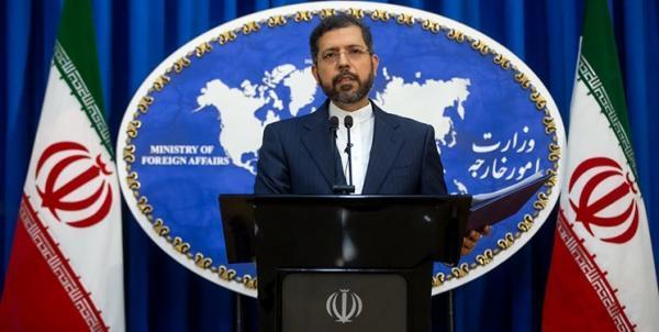 خطیب زاده: به دقت تحولات نگران کننده در افغانستان را دنبال می کنیم
