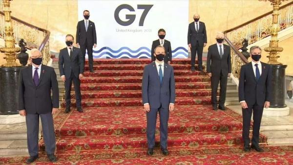 گروه 7، اقدام دولت بلاروس را محکوم کرد